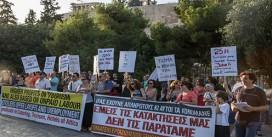 Ο αγώνας των εργαζομένων του Athens Ledra