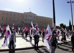 Νέες αποφάσεις συμμετοχής σωματείων στην απεργία της Πρωτομαγιάς στις 6 Μάη