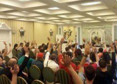 Ανοιχτή συνεδρίαση της Κεντρικής Διοίκησης του Συνδικάτου στις 2 Ιουλίου στις 18:00 στο Wyndham Athens