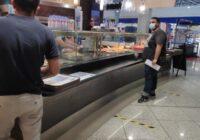 Περιοδεία του Συνδικάτου στα επισιτιστικά καταστήματα του Αεροδρομίου