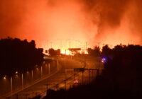 Ανακοίνωση του ΠΑΜΕ για τις τεράστιες καταστροφές από τις πυρκαγιές: Αλληλεγγύη στους πληγέντες!