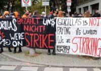 Aλληλεγγύη στους εργαζόμενους της Gorillas!